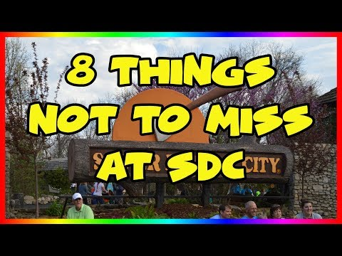 8 Things Not To Miss At Silver Dollar City -  Sir Willow's Park Tales Episode 23