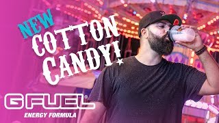 Keemstar's Cotton Candy G Fuel