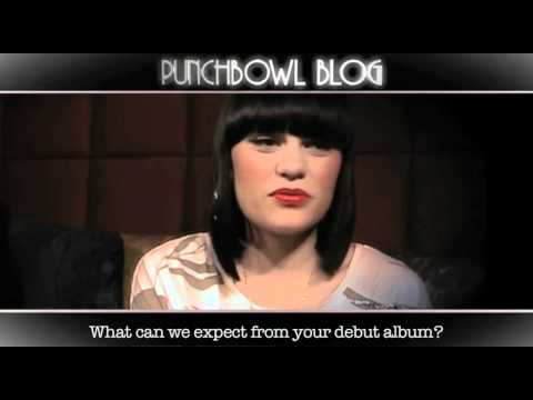 Download Jessie J Sits Down With PunchBowl TV!