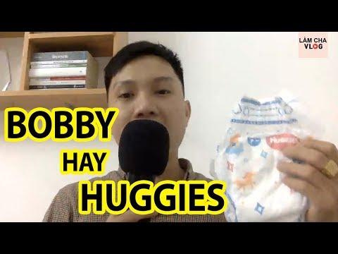 🔥 Nên Chọn Tã Bobby hay Huggies? Loại Nào Tốt Hơn?