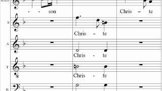Haydn - Nelson Messe  - Kyrie - Marriner