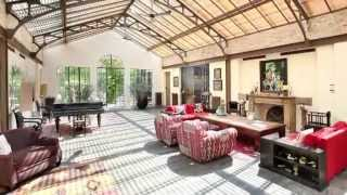 Propriété de luxe à la une - une maison-loft de 870 m2 à Paris
