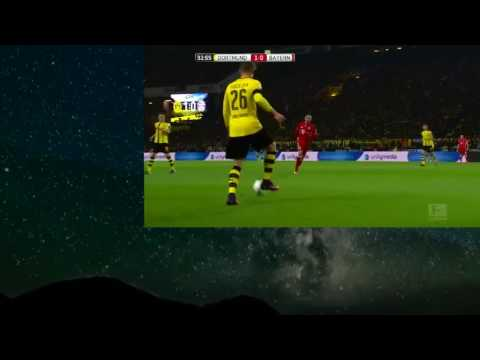 Julian Weigl vs Bayern Munich - 20 November 2016