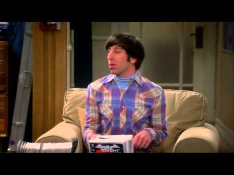 The Big Bang Theory - Best of Howard & Raj (seasons 7)