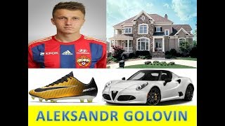 Aleksandr Golovin | BIOGRAPHY, SALARY, LIFESTYLE, HOUSE, CARS, OUTFIT SPONSER, CARRER GOALS AND MORE