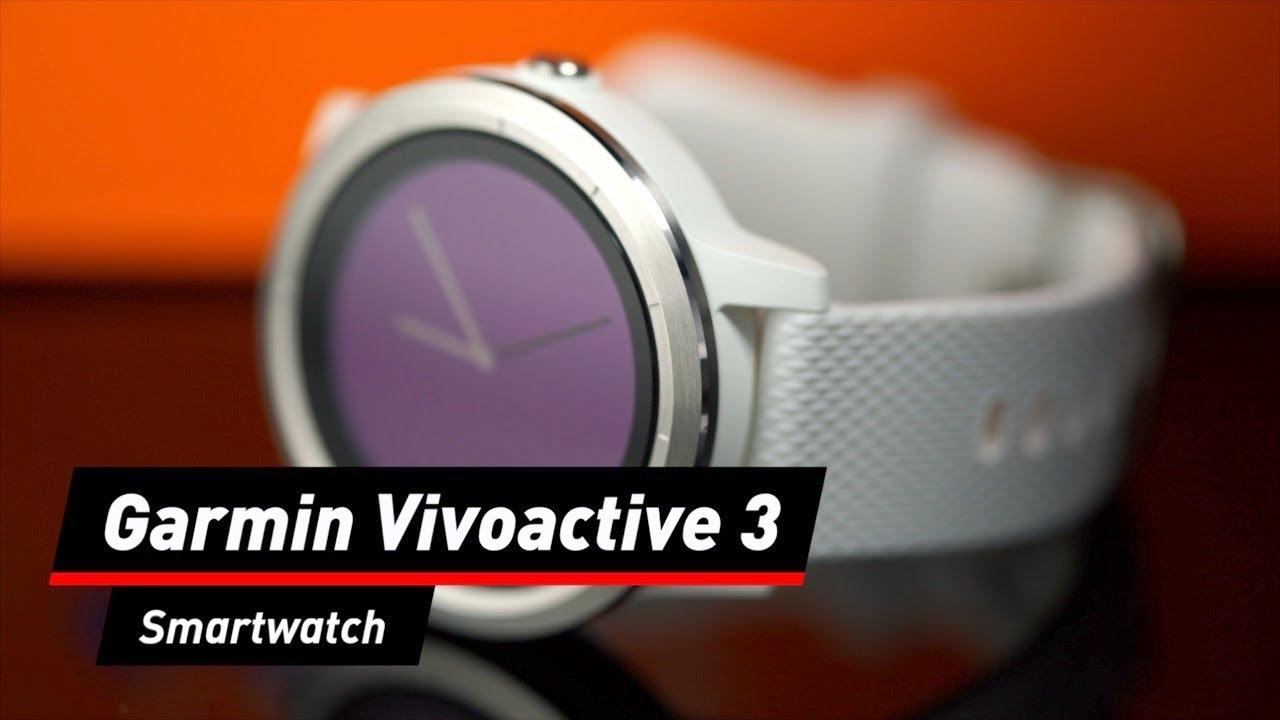 Sportuhr Damen Rosegold : Garmin vivoactive fitness tracker sportuhr oder smartwatch