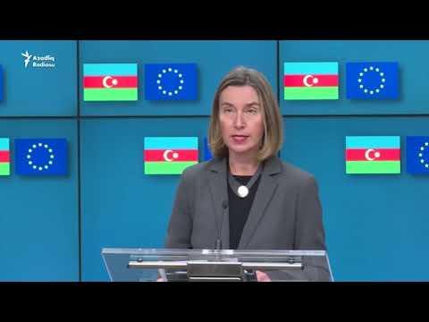 Azərbaycan Avropa Birliyi ilə tərəfdaşlıq sazişi imzalayacaq