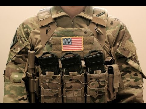 Airsoft Multicam Loadout Update (Sept. 2014) - YouTube