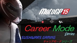 "[PC] motoGP™15 Career Mode[moto3]18-バレンシアGP""ValenciaGP"""