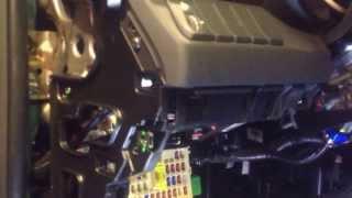 видео установка сигнализации на автомобиль спб