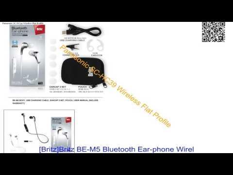 Panasonic SCHC39 Wireless Flat Profile