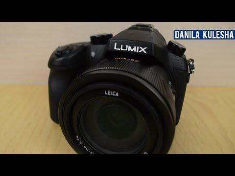 Обзор фотокамеры Panasonic Lumix FZ1000
