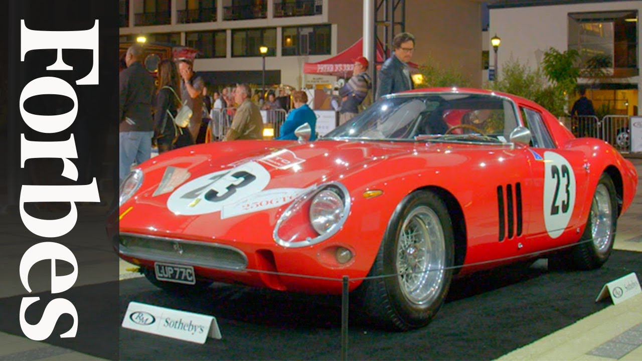 Meet The Man Who Sold His Ferrari 250 Gto For A Record 48 4 Million Forbes