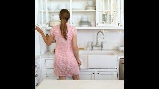 Kitchen Cupboard Organizing - Martha Stewart