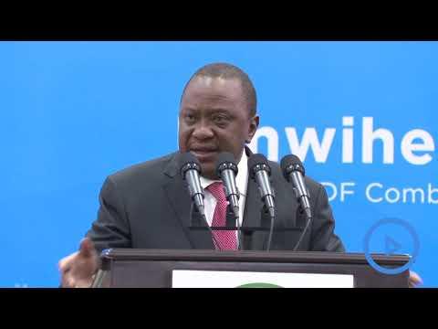 """Kenya's relationship with Rwanda """"is probably the best"""" - President Kenyatta"""