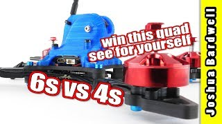 GIVING AWAY a 6s low kv quad SO YOU CAN DECIDE FOR YOURSELF if it