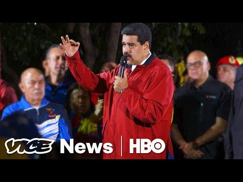 "We Witnessed Chaos During Venezuela's ""Sham"" Elections (HBO)"