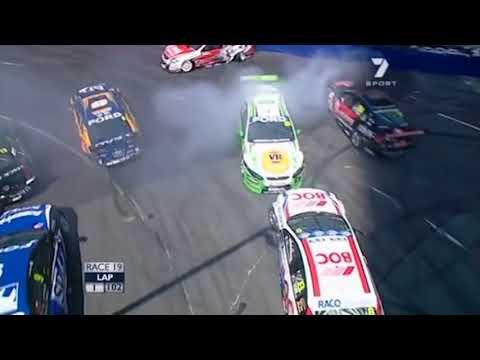 V8 Supercars Crashes #2