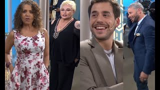 Patricia Sosa, Carmen Barbieri, Fer Dente, Mariano Caprarola le mostraron sus looks a Juana Viale YouTube Videos