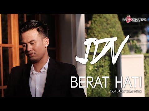 Jazzy Don Vitto - Berat Hati (Official Lyrick Video)