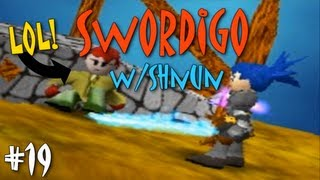 Swordigo - Ep. 19 (Fiery Depths)