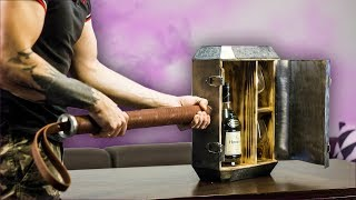 Молот АЛКО Тора своими руками или изготовление интересного мини-бара