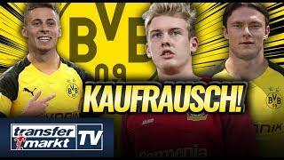 Hazard-Transfer zu Dortmund perfekt – Auch Brandt geht zum BVB | TRANSFERMARKT