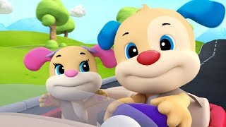Laugh & Learn - Picnic Surprise   Kids Songs   Kids Cartoons   Laugh and Learn Full Episodes