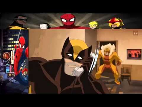 Ultimate Spiderman Cap. 9 Temporada 1 (Latino) Videos De Viajes