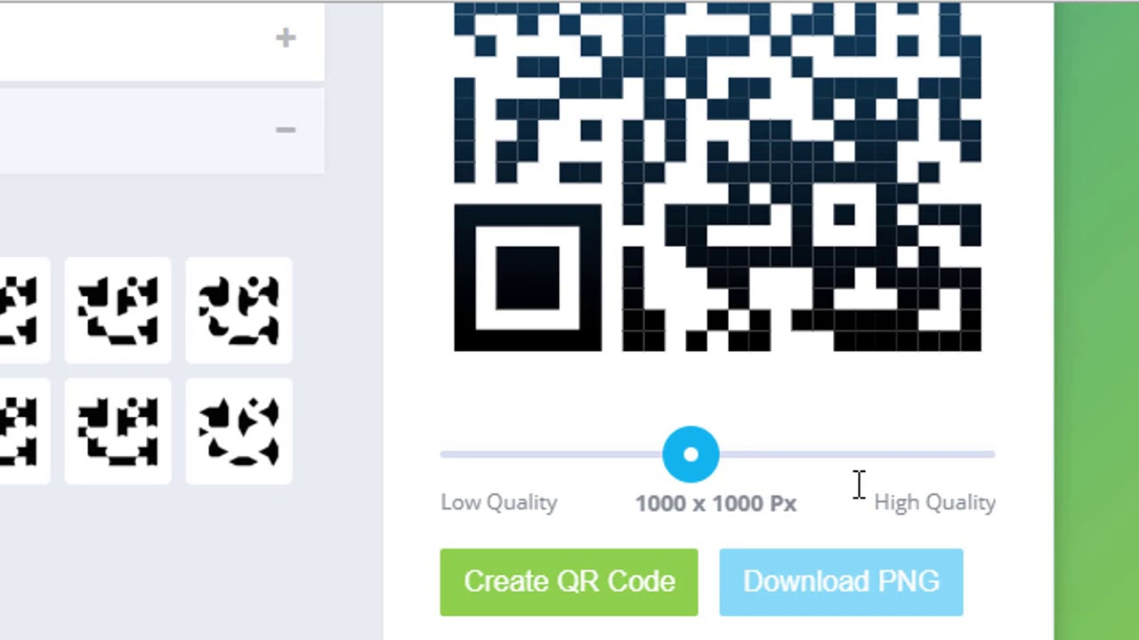 Qr code generator for high quality qr codes youtube qr code generator for high quality qr codes stopboris Image collections