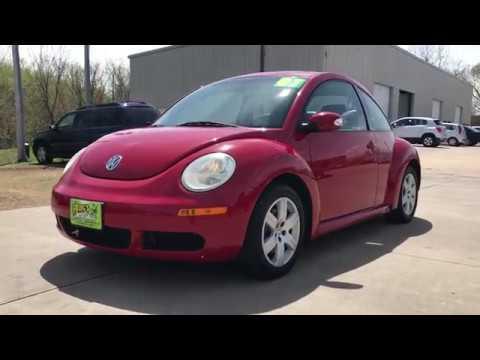 2007 VW Beetle 2.5