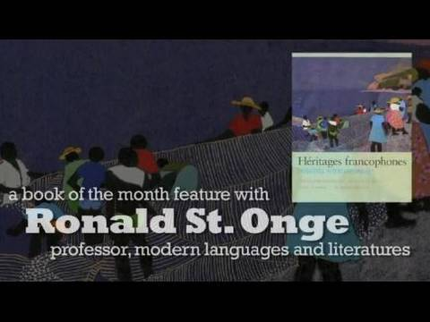Hidden French: St. Onge looks at Francophone populations in the United States