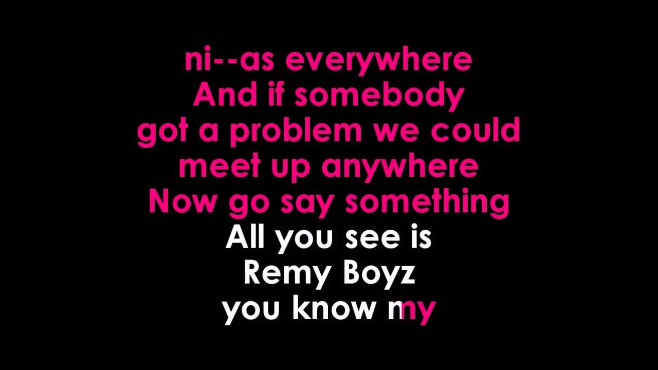 679 karaoke (no vocals) fetty wap ft remy boyz