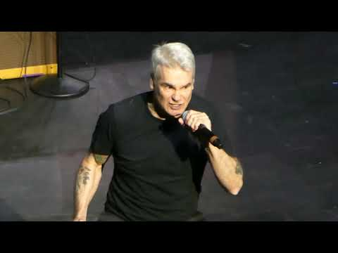Cyndi Lauper & Henry Rollins - Rise Above (The Novo, Los Angeles CA 12/10/19)