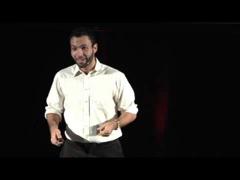 Just Give - How To Win At Life   Mark Lombardi-Nelson   TEDxUSFSP