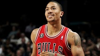 Derrick Rose's Top 10 Dunks Of His Career