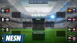 "World Cup Round of 16: ""Right-side"" bracket picks, predictions, analysis"