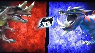 DINOSAUR STRIKE : Allosaurus vs Archosaur