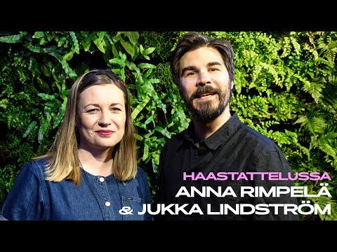 Mille stand upissa saa nauraa, Anna Rimpelä ja Jukka Lindström?