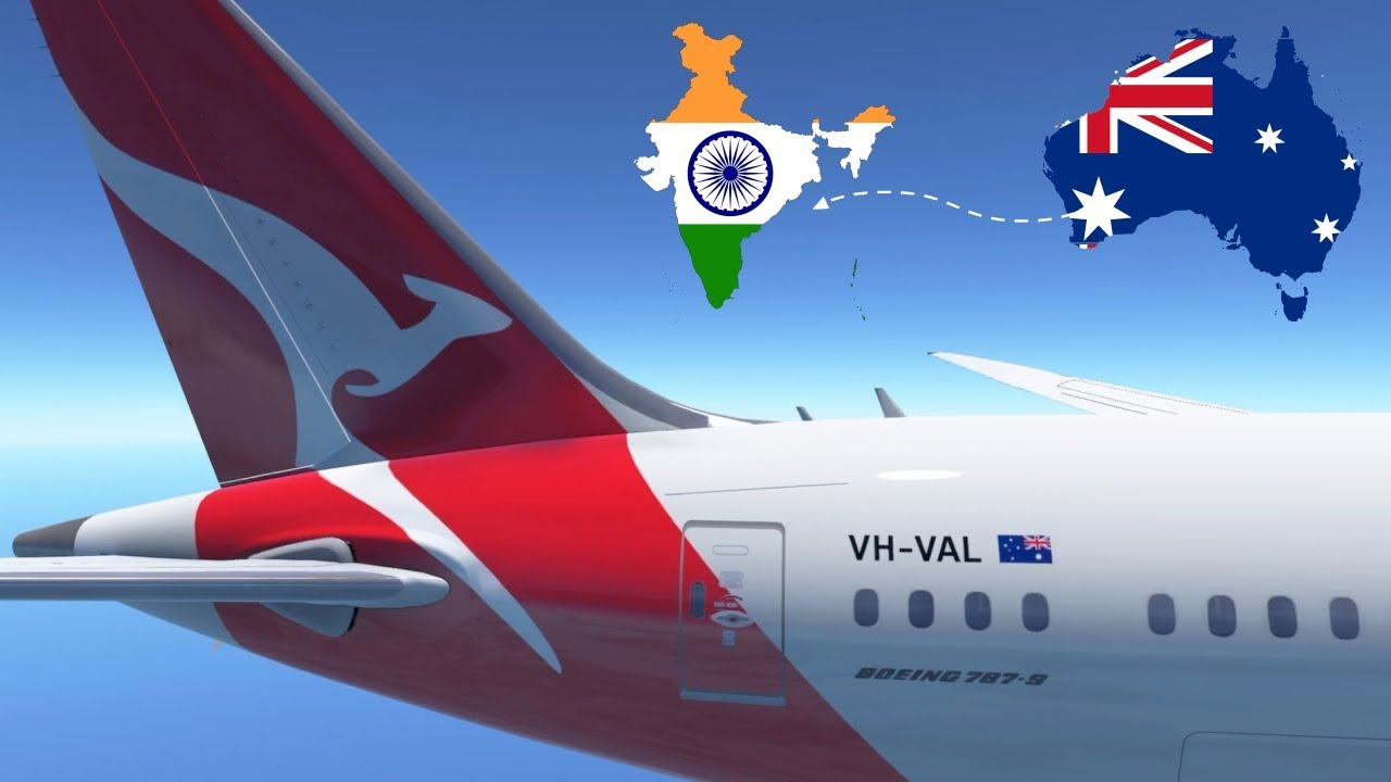 infinite flight global melbourne mel to mumbai bom. Black Bedroom Furniture Sets. Home Design Ideas