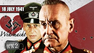 Barbarossa: a Wehrmacht Soap Opera - WW2 - 099 - July 18 1941