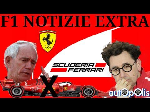F1 NOTIZIE EXTRA! Addio SF1000!!, RIVOLUZIONE Ferrari!?. FIA vs FERRARI?? Ritorna BYRNE!!. LUGLIO
