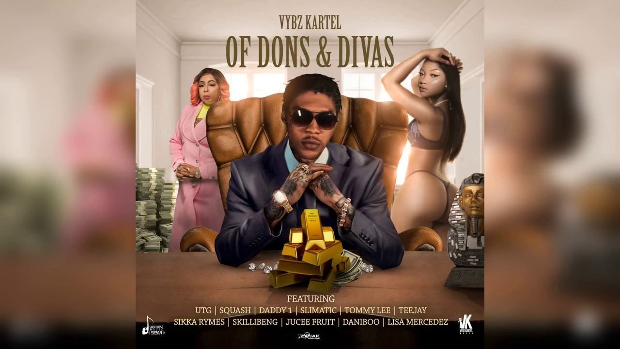 Download Bad Gyal (feat. Skillibeng, Jucee Froot & Tommy Lee) [Divas] - Official Audio