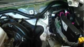Opel Corsa C / Wasser im Fahrerfußraum