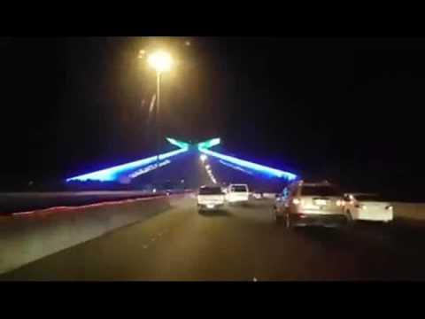 Quran Gate, Entrance to Makkah, Makkah Gate/from Jeddah to Makkah Highway. Decembar 2015