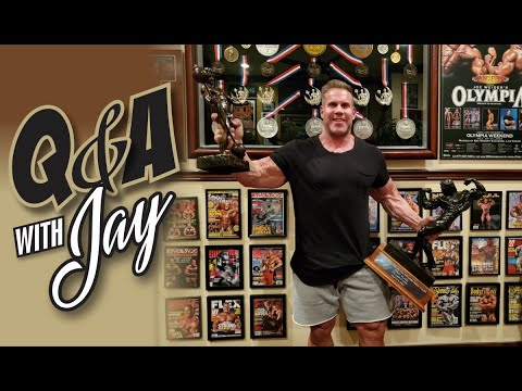 Q&A WITH JAY!
