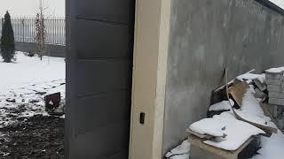 Ռոմէրսոն ՍՊԸ-ն առաջարկում է կողաբացվող դարպասներ տարբեր ոճի, ավտոմատացում COMUNELLO FT1000KIT
