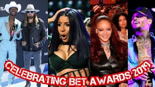 Celebrities Celebrating The BET Awards. New Celebrity Couples, Hook-Ups & More!!! MUST WATCH❗