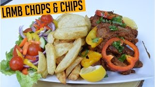 How to make Lamb Chops  Indian Cooking Recipes  Cook with Anisa