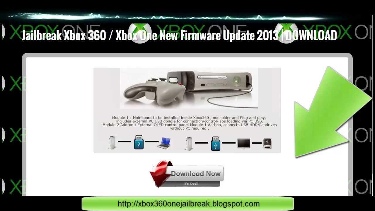 Updating xbox 360 firmware